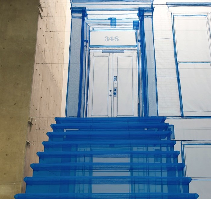 Suh staircase