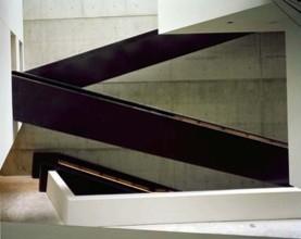 Hadid staircase